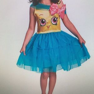 Other - Shopkins Cupcake Halloween Costume. 4-6x